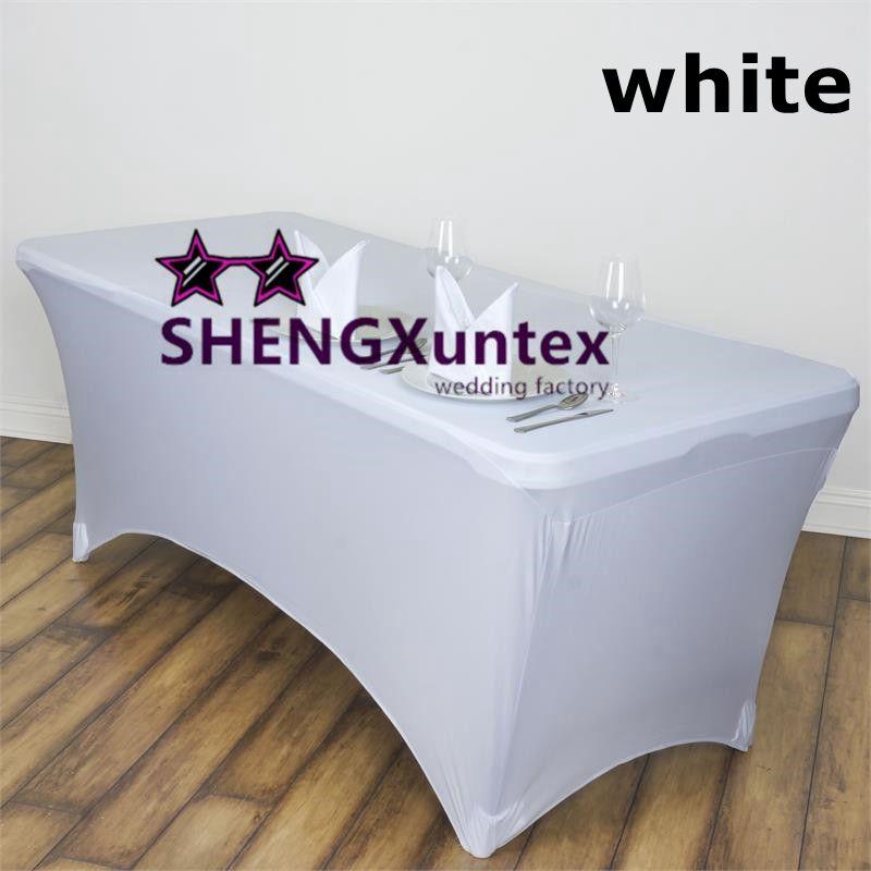 5pcs Lot Lycra Spandex Table Cover \\ Rectangular Table Cloth & Lycra Spandex Table Cover \\ Rectangular Table Cloth Round Vinyl ...