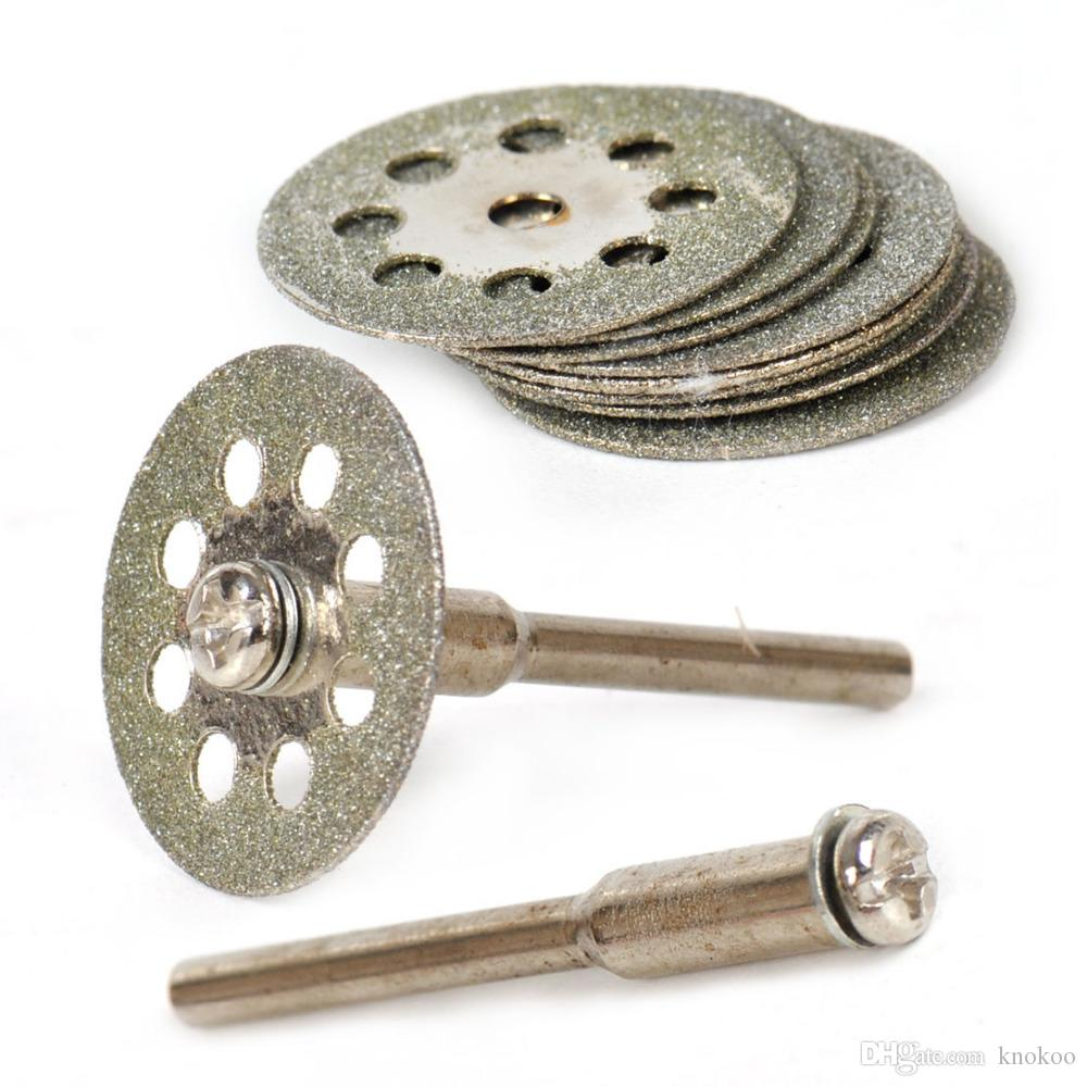 22mm Diamond Cutting Discs Tool for Cutting Stone Cut Disc Abrasives Cutting Dremel Rotary Tool Accessories