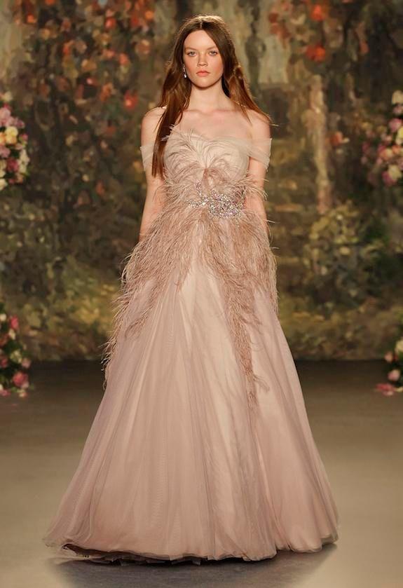 Bridal fashion mature
