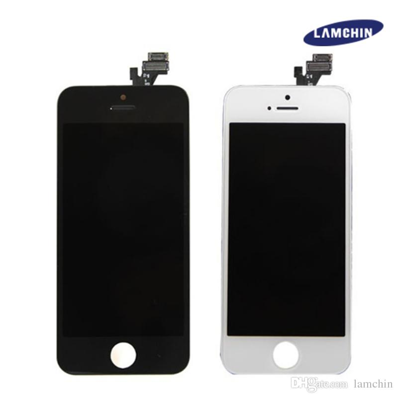 best service e2bcf e8a71 For iphone 6S LCD Screen Panels AAA+++ 4.7 inch LCD Diplay Touch Screen  Digitizer with Frame Full Assembly Replacement