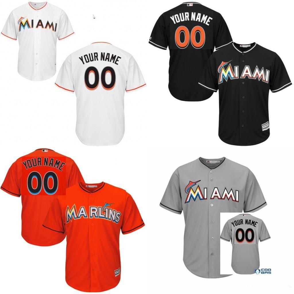custom marlins jersey