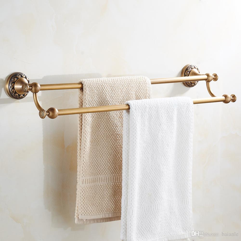 towel mounted shelf bathroom wall rack