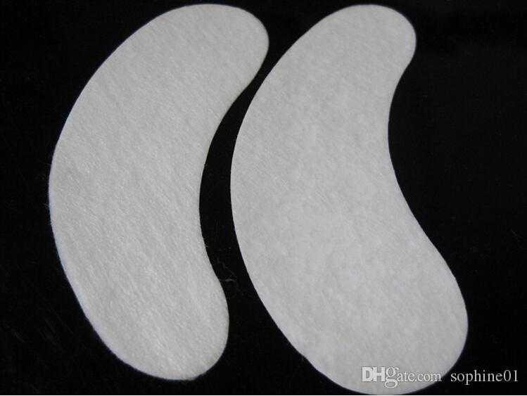 under eye pads the thinest lint free Eye Gel patches for eyelash extension from south korea