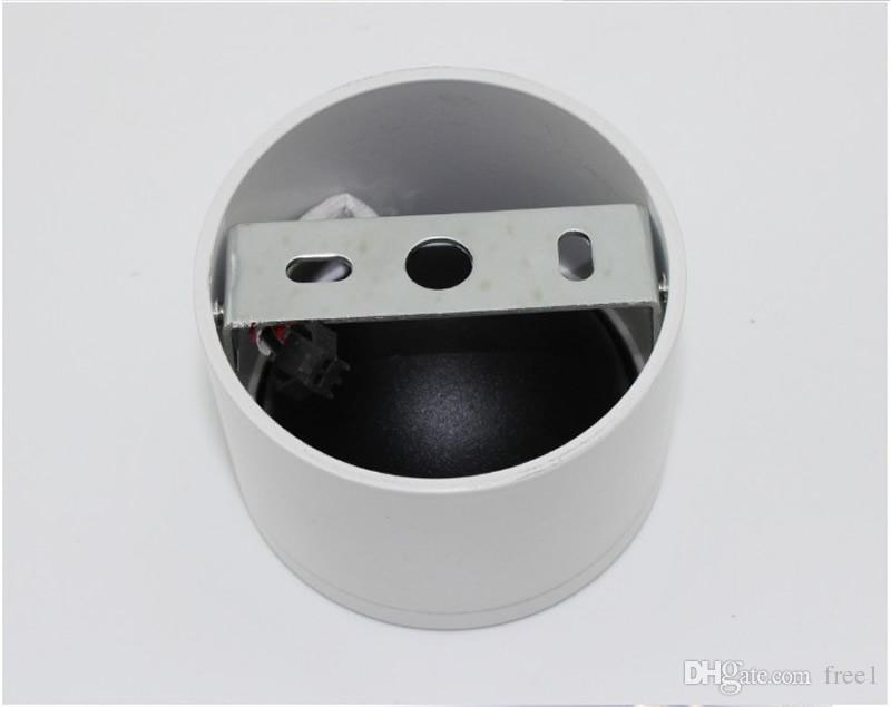 Nouveau 5w 7w 9w COB LED Downlight Surface Mounted Cuisine Salle de bains Spot lumière Lampe AC110-240V LED plafonnier avec lecteur led