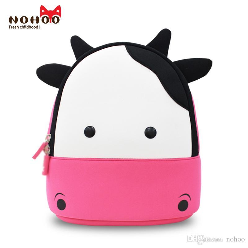 7bc5166933e7 3D Cartoon Kindergarden Backpack Children Bag Mini School Bags For Kids Bag  Girls Princess Cute Kid Backpacks NOHOO Factory Price Backpack For Kid  Large ...