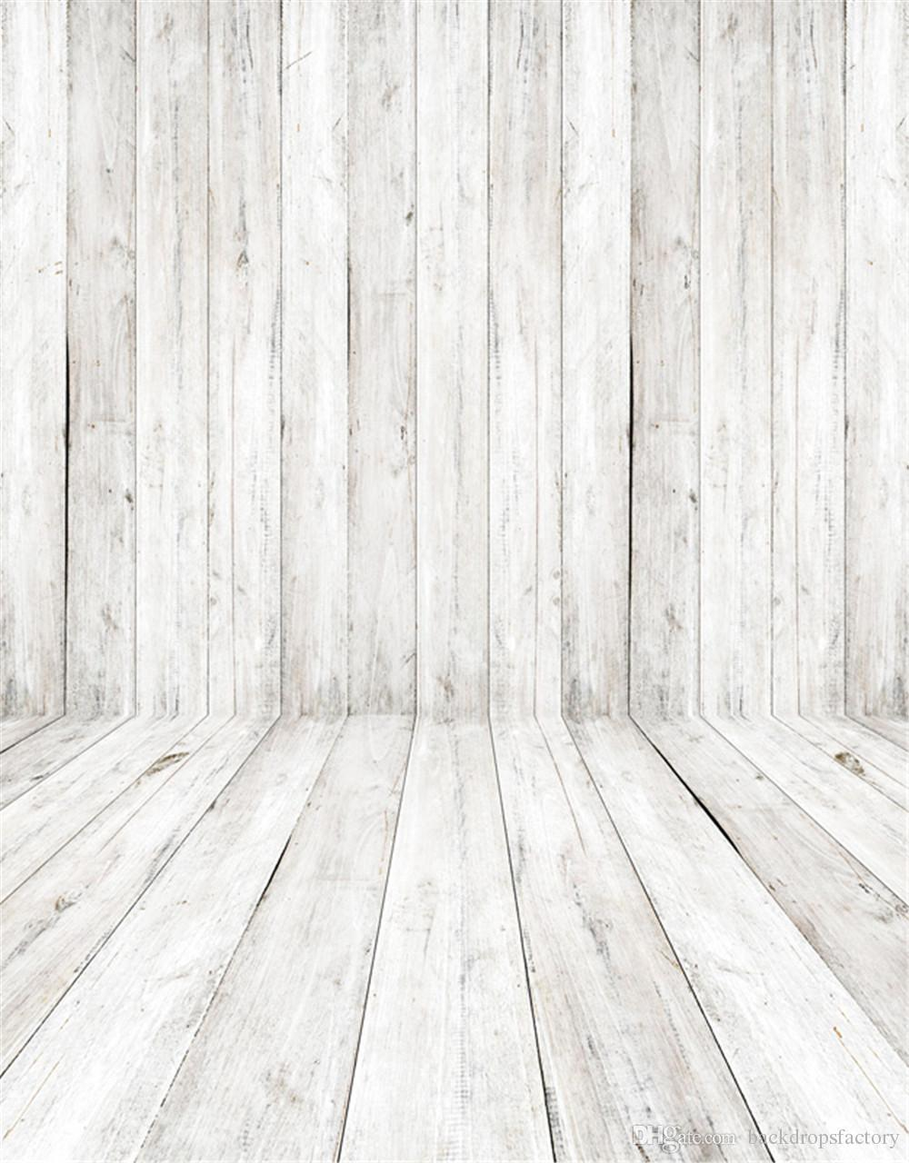 White Wooden Planks Wall Floor Photography Backdrops Children Kids Studio  Portrait Wallpaper Photo Booth Backgrounds For Baby Newborn Photo  Background White ...
