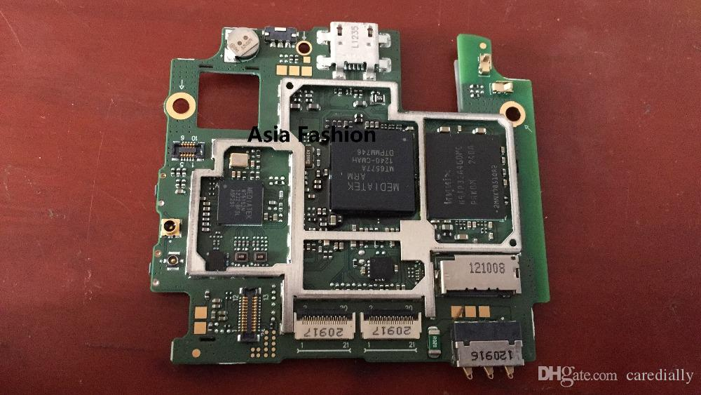 Unlocked test used work well for lenovo a660 motherboard mainboard board card fee chipsets panel
