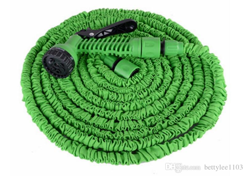 2018 Hot Selling 25ft 100ft Garden Hose Expandable Magic Flexible Water Hose  Eu Hose Plastic Hoses Pipe With Spray Gun To Watering From Bettylee1103, ...