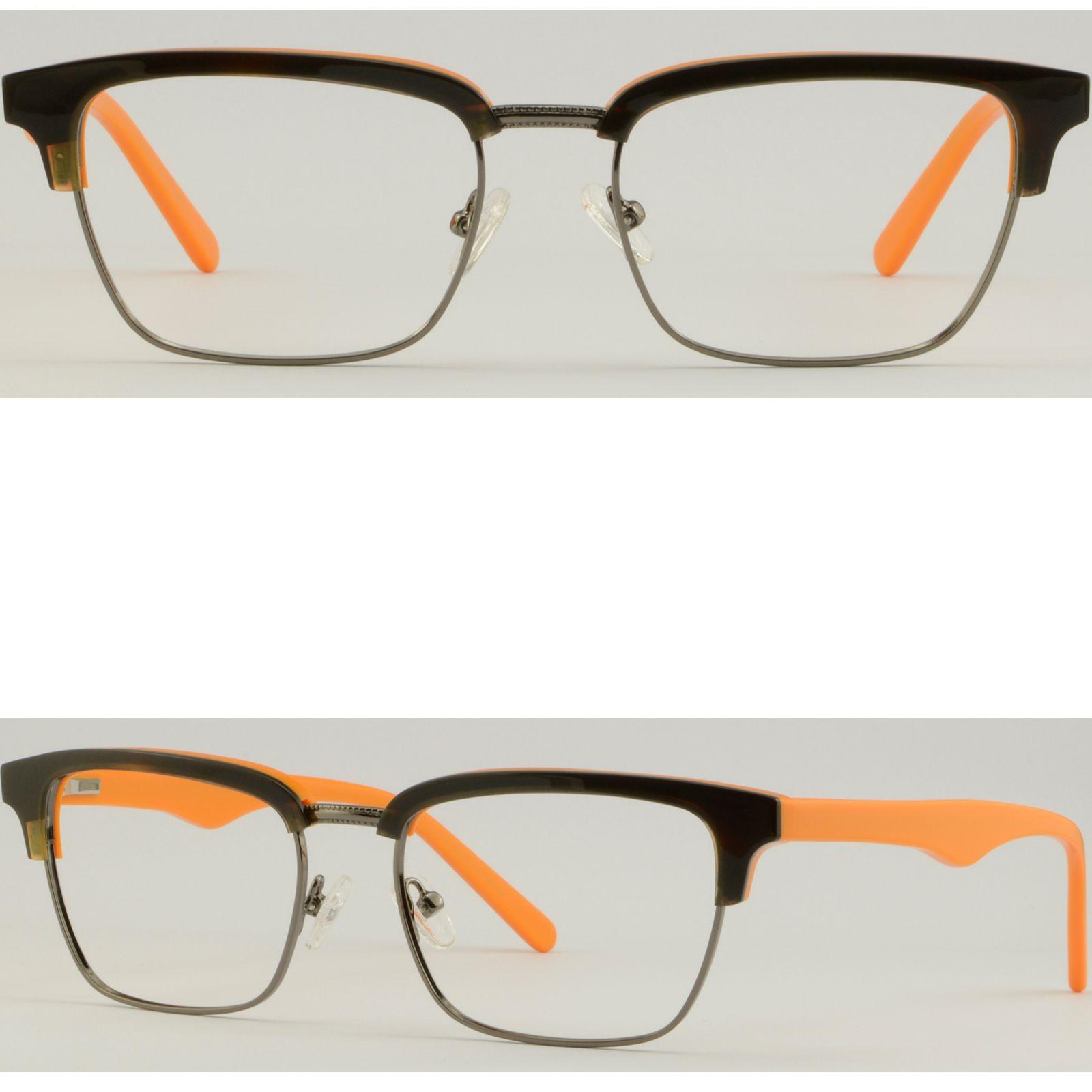 088d2298c4 Men Women Browline Frame Acetate Plastic Prescription Glasses Spring Hinge  Black Glasses Frame Online with  43.06 Piece on Aceglasses s Store