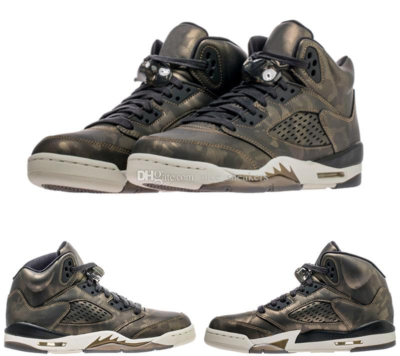 2017 New Premium Heiress 5 Metallic Field 5 5s Basketball Shoes shoes Men Womens Sneakers Shoes With Box Size US5.5-13 buy cheap get authentic buy cheap many kinds of best prices cheap price footlocker cheap online free shipping largest supplier 9DWv59