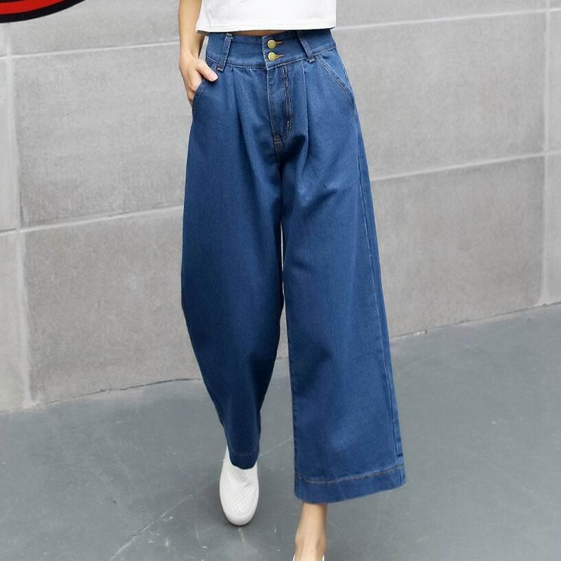 d24f797714df Compre al por mayor nueva llegada pantalones de pierna ancha jpg 800x800 Denim  wide leg pants