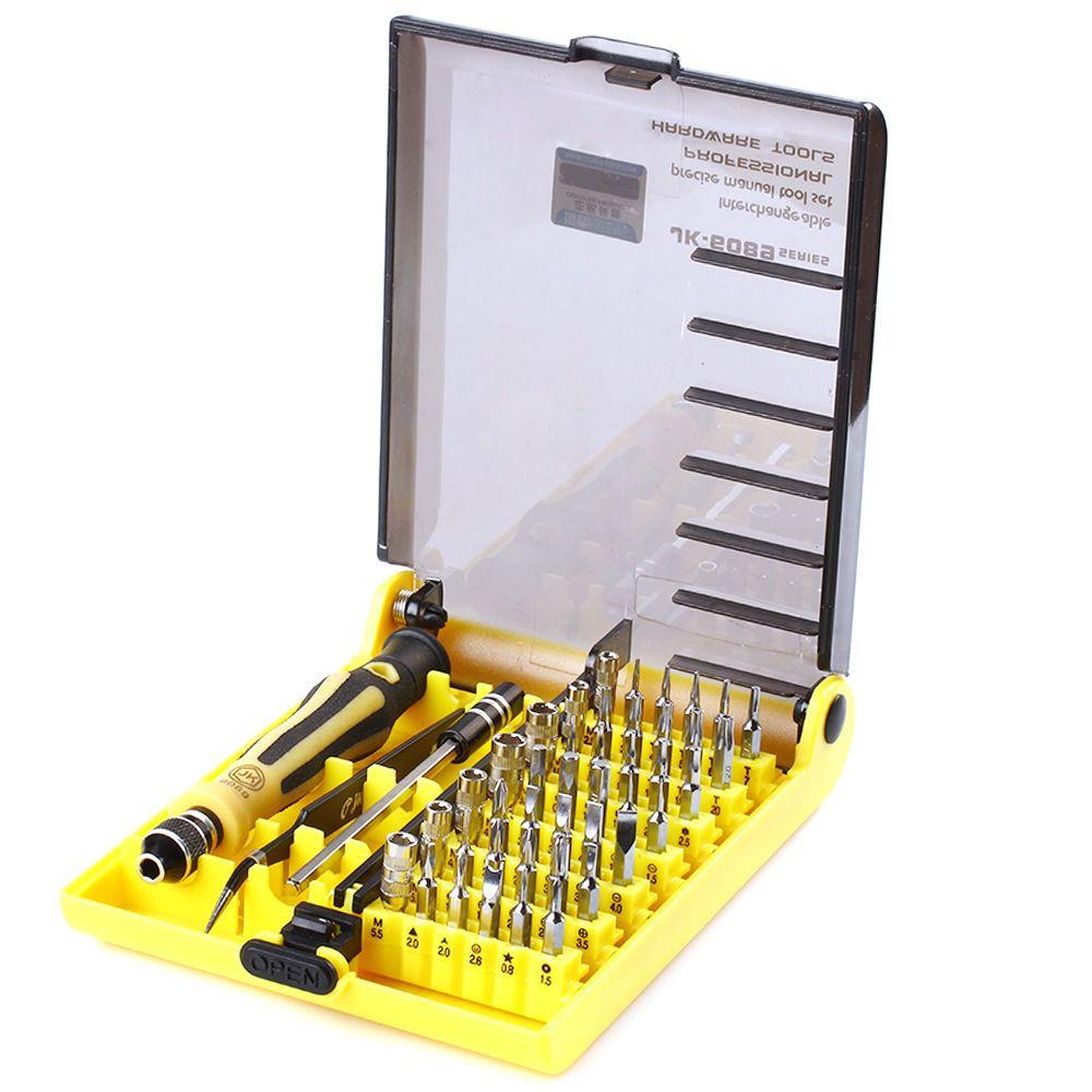 45 в 1 электронная прецизионная отвертка Torx набор инструментов сотовый телефон ремкомплект точная отвертка HQ мобильный телефон ремонт инструмента