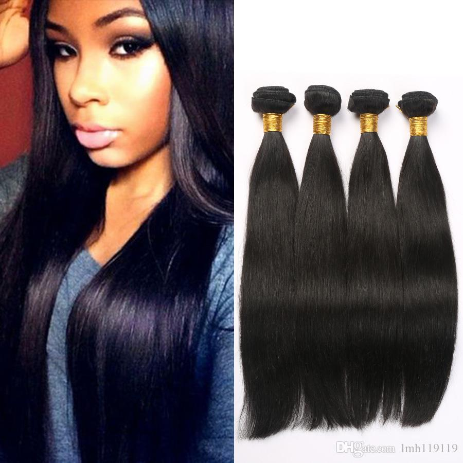 2017 Latest Hair Styles Malaysian Straight Hair 100 Virgin Hair