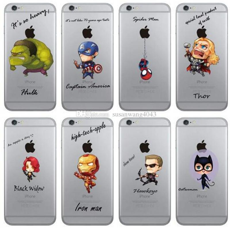 iphone 6 phone case avengers