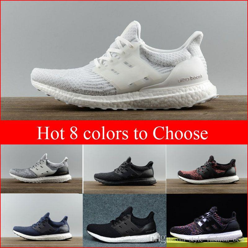 factory outlet cheap price Cheap casual shoes 2017 Ultra Boost 3.0 5.0 Triple Men Women Ultraboost 3 Primeknit Black White Mens Womens Trainers Sneakers Tennis Shoe cheap sale footlocker pictures reliable for sale wholesale price free shipping choice wwsUKB5me