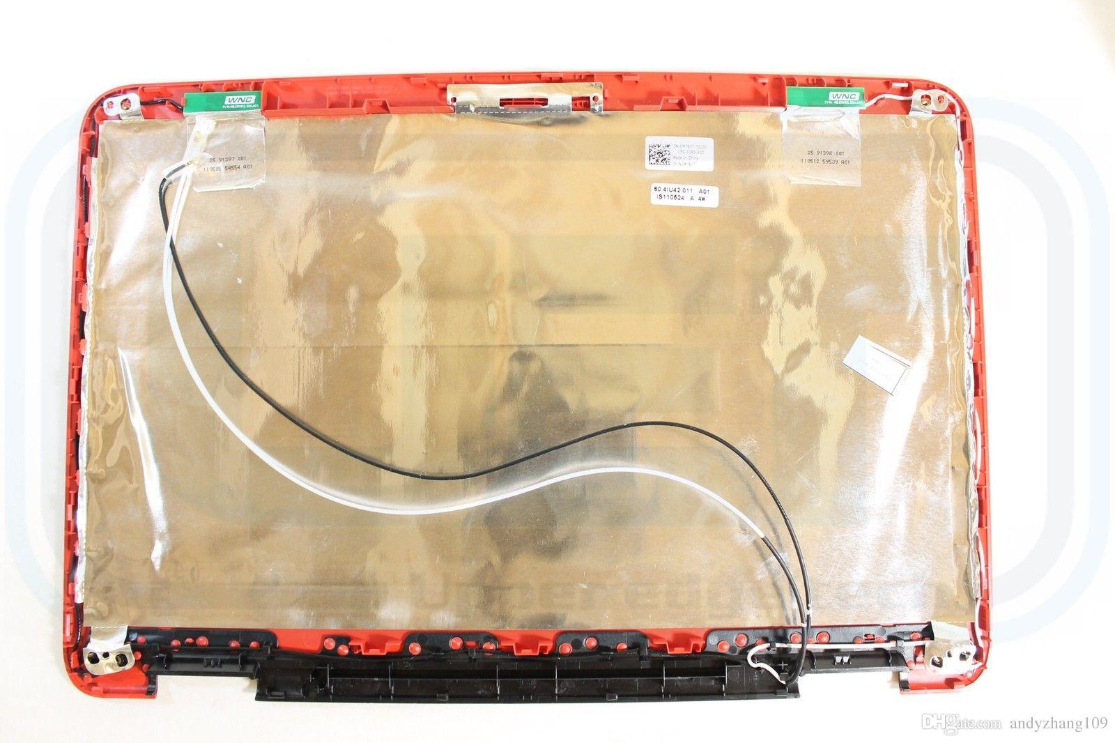 DELL INSPIRON M4040 LCD N4050 COPERCHIO POSTERIORE COPERCHIO COPERCHIO POSTERIORE ROSSO M76C7 0M76C7