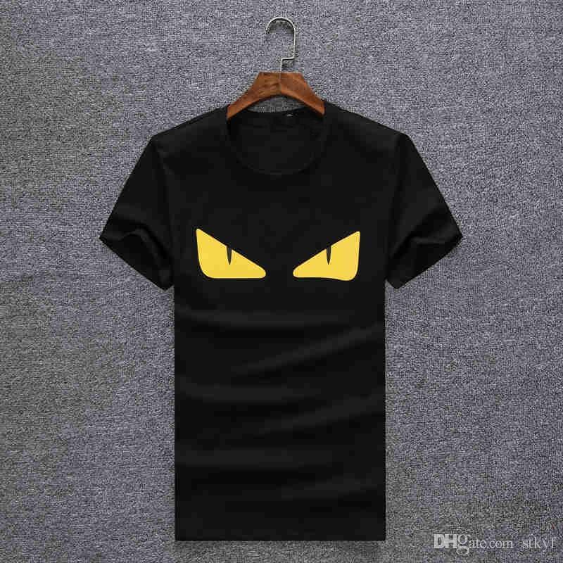 Nouveau style d'été Coton hommes Vêtements Homme Slim Fit t-shirt Homme T-shirts Casual T-Shirts mens tops t-shirts ks04