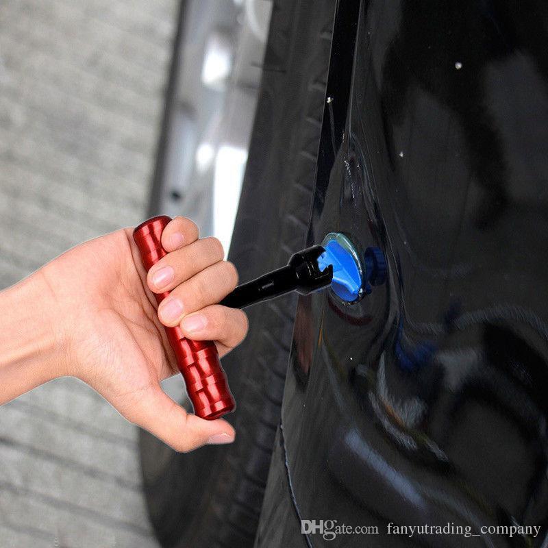 2019 المهنية T-بار جسم السيارة لوحة Paintless دنت إصلاح إزالة أداة كهربائية + بولير علامات السيارات الدراجات النارية و الدراجات إزالة الأضرار شحن مجاني