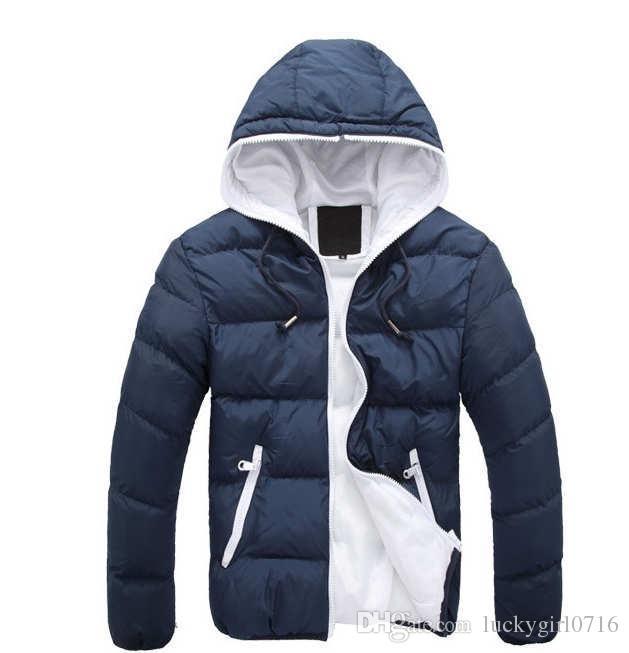 48a78c678 New Fashion Winter Men Jackets Jacket Warm Coat Mens Coat Brand ...