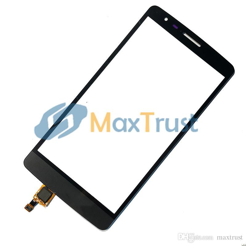 """Top Quality 5.0"""" For LG G3 Mini D722 G3S Touch Screen Digitizer Front Glass Panel Sensor Black White Gold Color"""