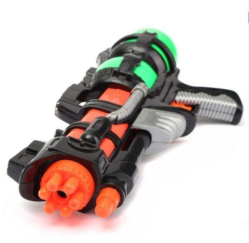 / nuovo arrivo grande 38 cm ad alta pressione pistola ad acqua di grande capacità pistole giocattolo acqua pistole grandi bambini pistole bambini giochi all'aperto