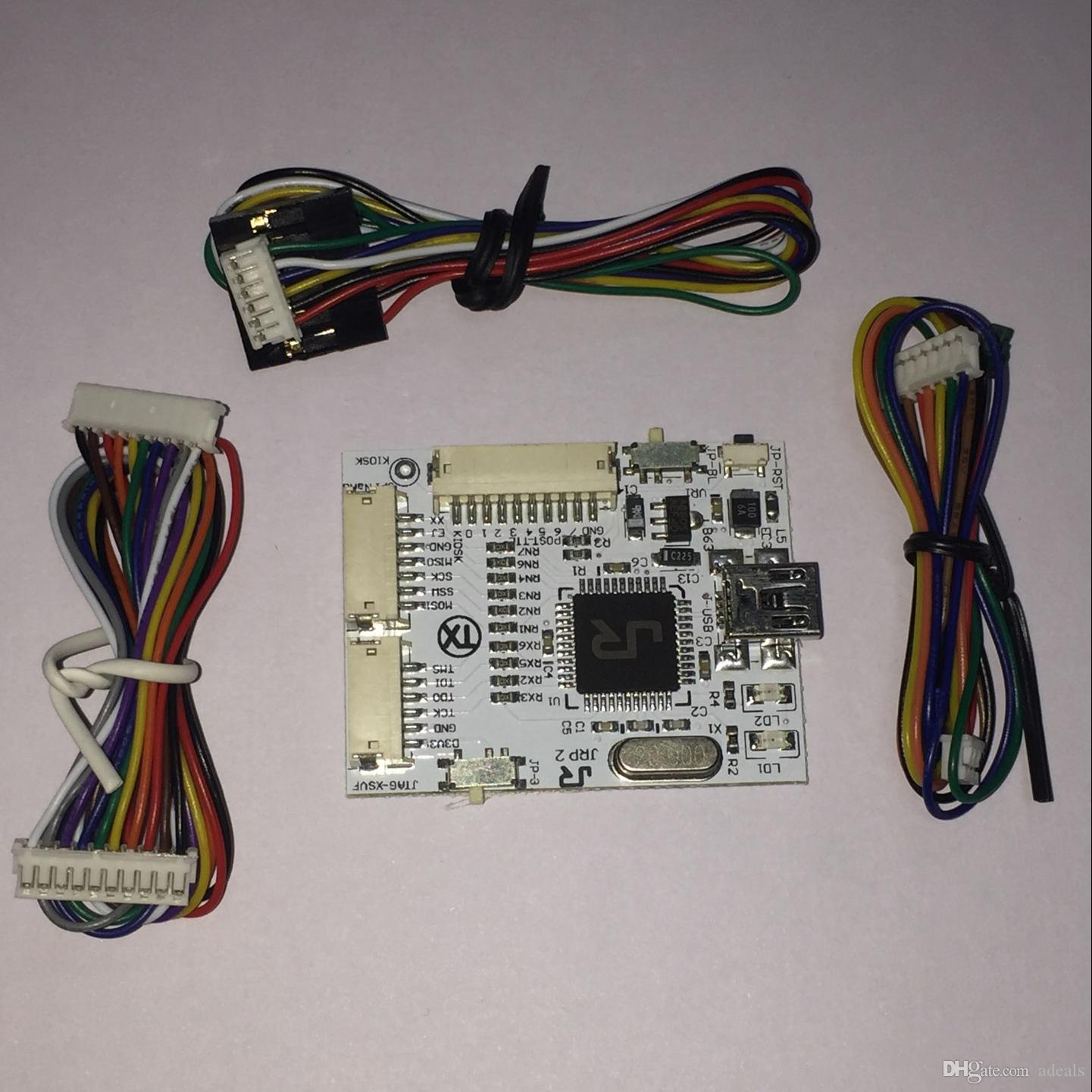 Online Cheap 100 New J R V2 Jr Programmer Jrp Nand Kit By Adeals Electronic Circuit