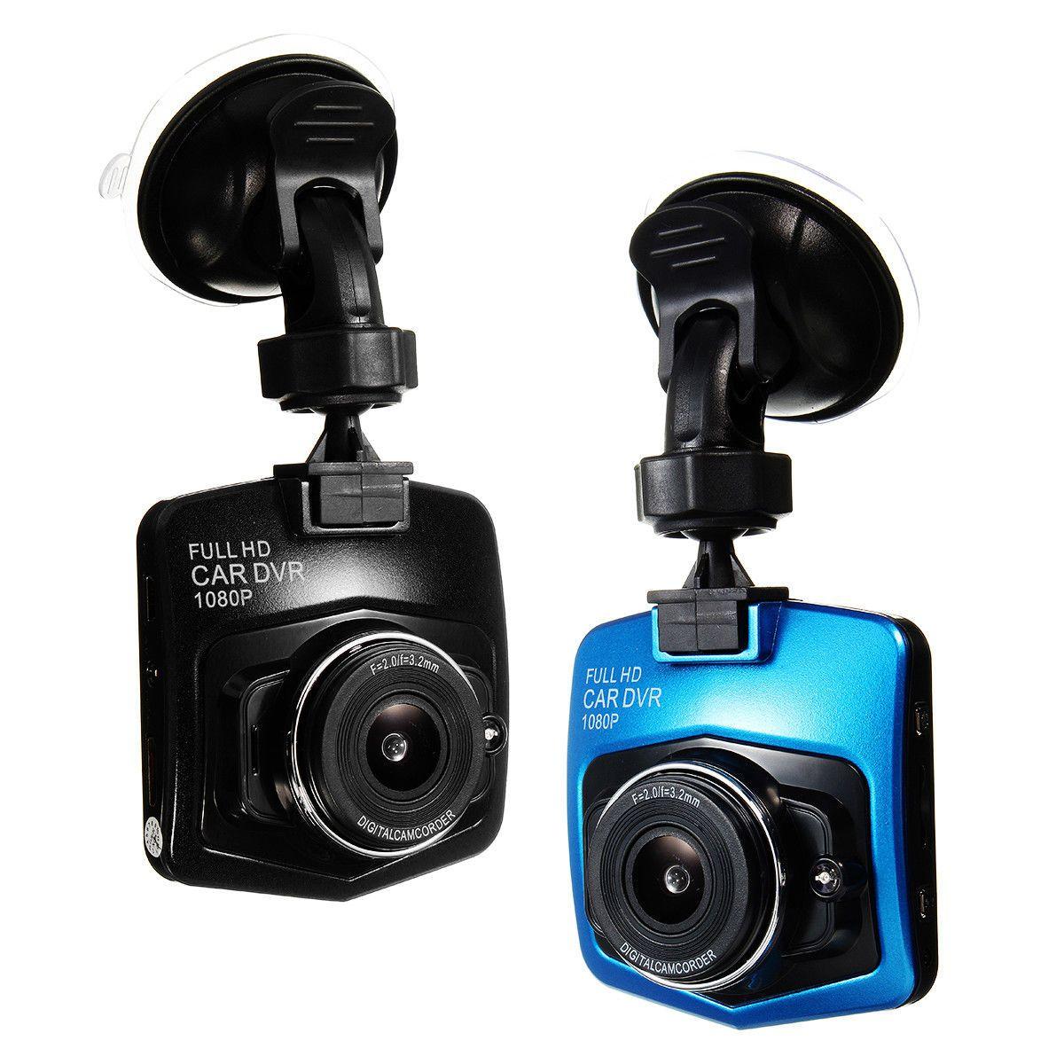 Car Dvr 1080p Hd Night Vision Car Video Recorder Camera Vehicle Dash
