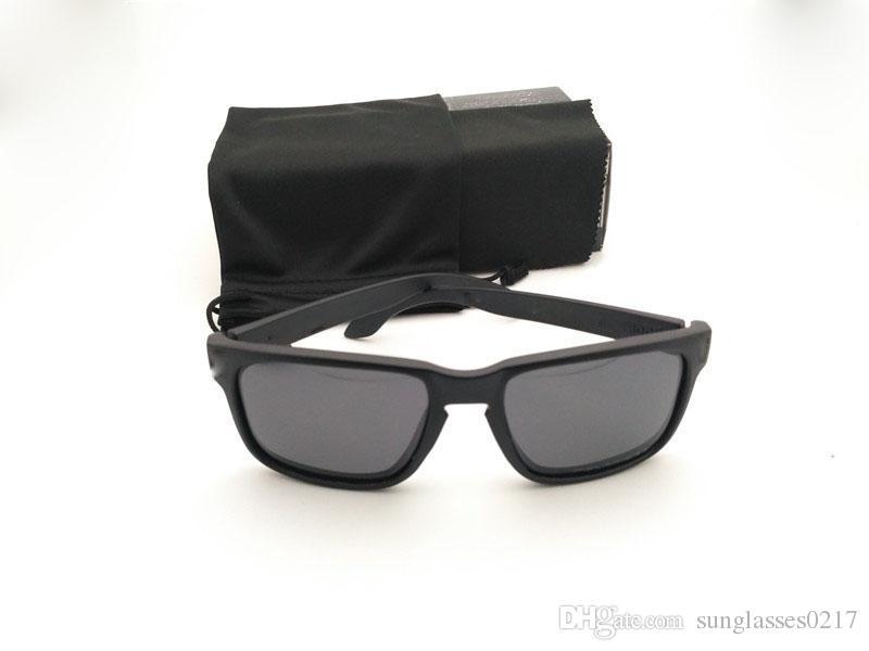TOP qualidade de óculos de sol das mulheres dos homens verão óculos de sol UV400 polarizada Sport Sunglasses homens de óculos de sol de ouro com caixa