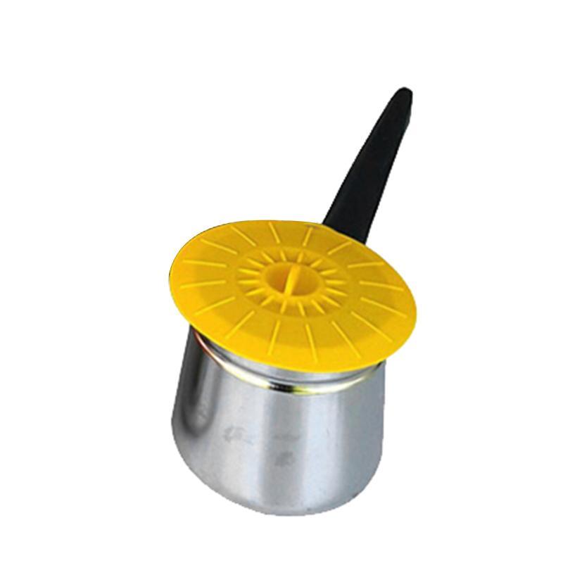 Universal-Silikon-Saugdeckel-Schüssel Pan Kochtopf Deckel-Silikon-Stretch-Deckel Silikon-Deckel Küche Pan Spill Deckel Stopper Cover 0702070