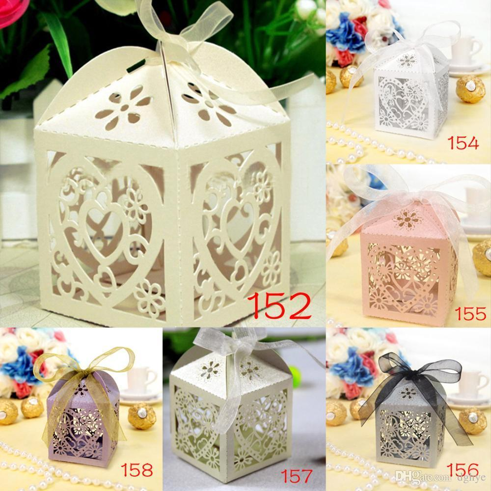 Wholesale New Love Heart Party Wedding Hollow Carriage
