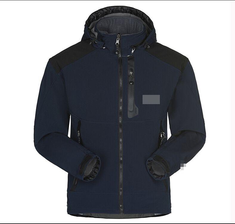 Оптово-Мужчины Водонепроницаемая дышащая куртка Softshell Мужчины Спортивные куртки на открытом воздухе Женщины Лыжный туризм Ветрозащитный Зимняя верхняя одежда Мягкая куртка Shell