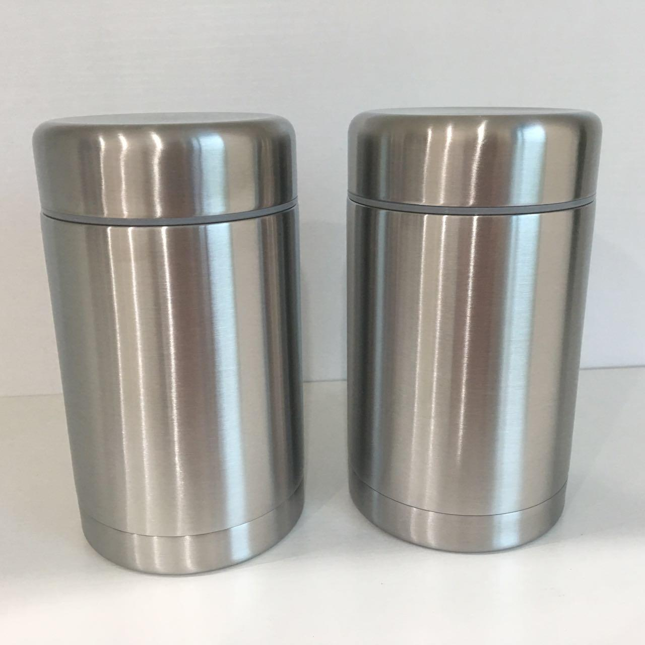 2018 2017 New Thermo Food Jar Stainless Steel Vacuum Insulated