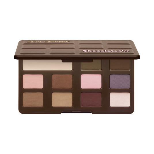 Chocolate Chip Eye Shadow makeup Palette CHOOSE MATTE OR WHITE Palette DHL
