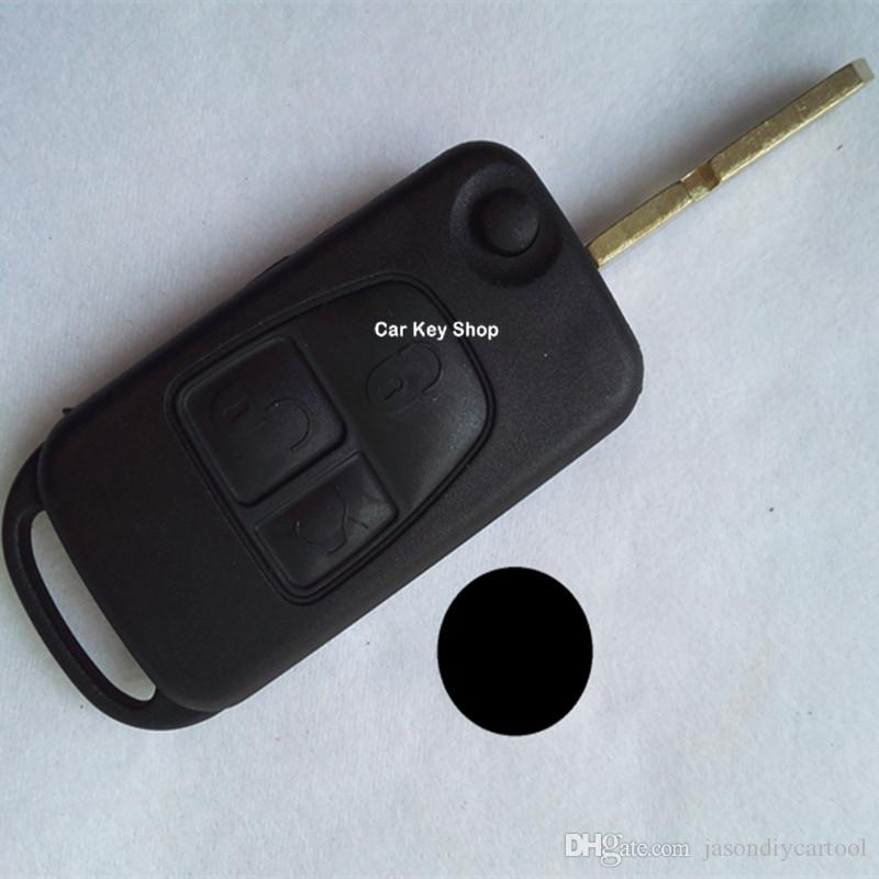 Lovely Replacement Key Case For Mercedes Benz 3 Buttons Folding Flip Remote Key  Shell 4 Track Hu39 Blade Replacement Key Replacement Key Fob From  Jasondiycartool, ...