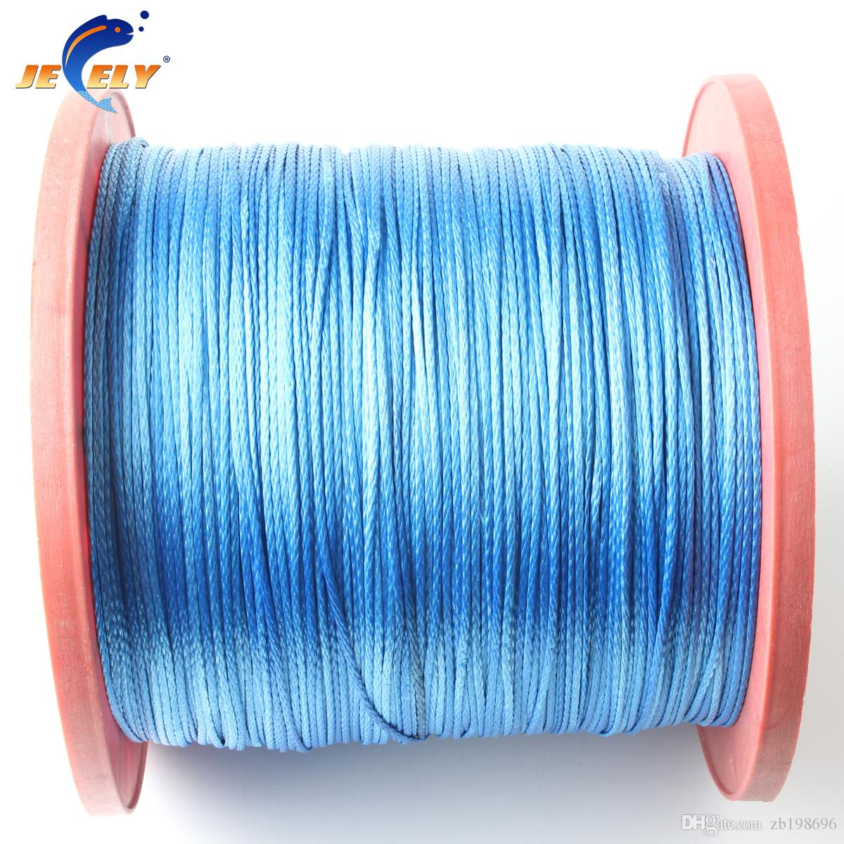 550lbs 1.6mm Braided Fishing Line UHMWPE 16 Strands 50M UHMWPE Rope ...