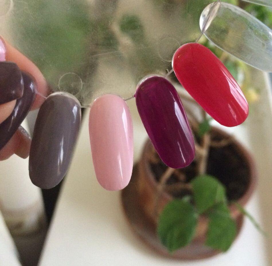 Eyeshadow Len Long Lasting High Quality Polish Nail Lacquer Color Uv ...
