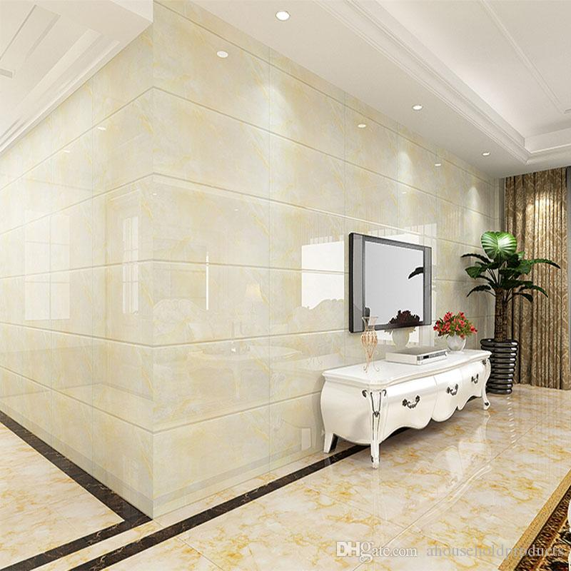 2018 Ceramic Tile Living Room Bedroom Indoor Wall Tile 300 600mm Antibacterial Imitation Stone