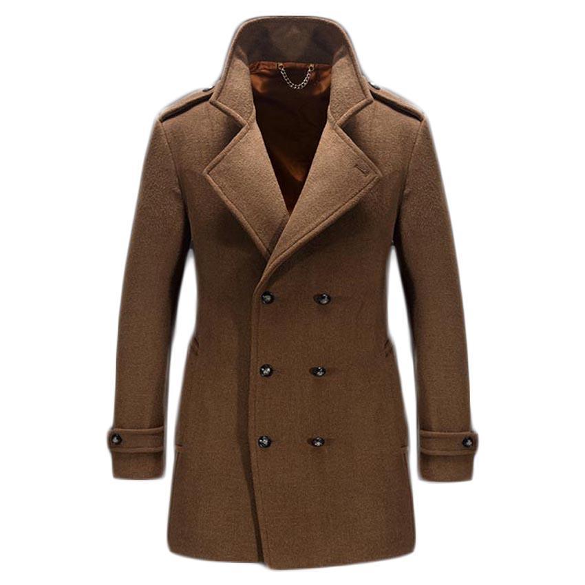 Mens Designer Pea Coats