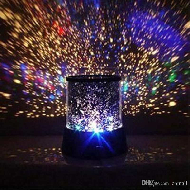 New Arrival Amazing LED Star Master Colorful Starry Night Cosmos ...
