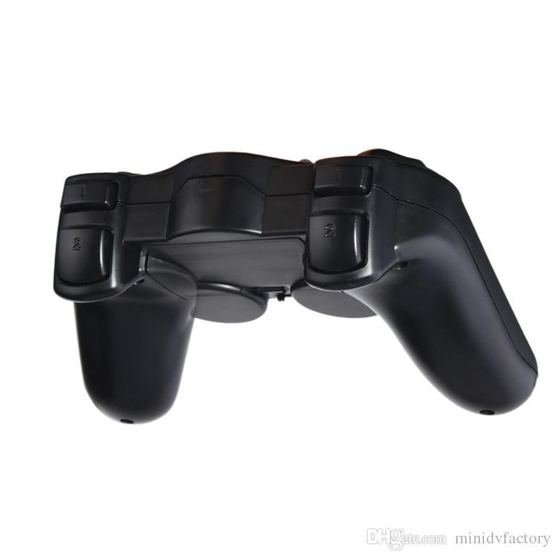 Joystick gamepad controller wireless universale giochi TV 2.4G tablet PC Android TV Windows 8/7 / XP con packaging la vendita al dettaglio
