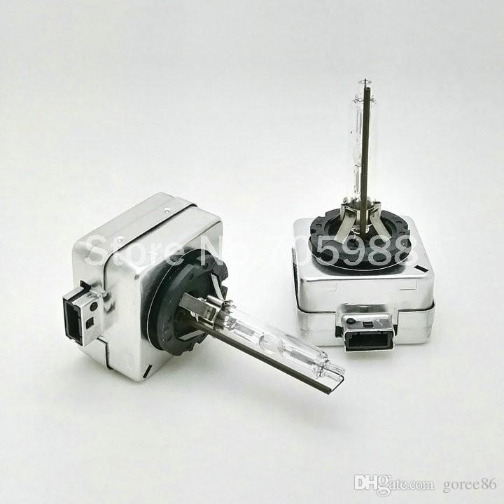 2 x D1S ersättning HID Xenon Lampor 4300K 5000K 6000K 8000K 10000K