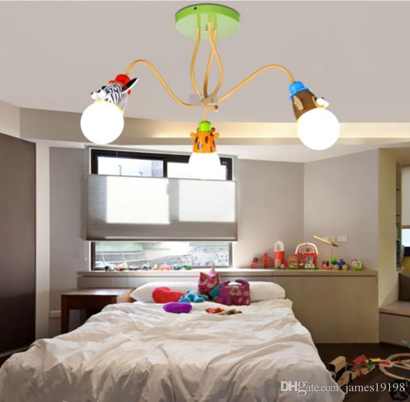 Nuovo diametro 3 luci diametro 50 cm lampada da soffitto bambini bambini lampada da soffitto bambini spedizione gratuita CA030