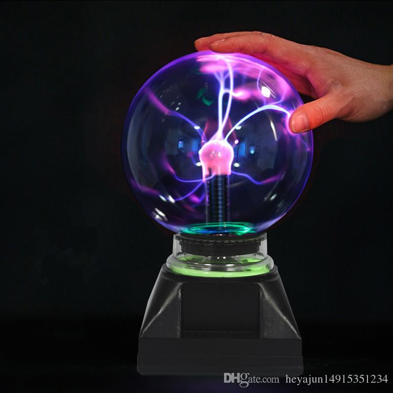 Lightning ball vibrator