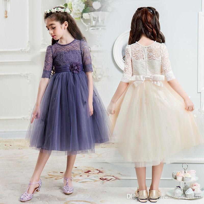 7af27371fb63e Acheter Robe De Soirée Pour Fille Pour 3 4 5 6 7 8 9 10 11 12 13 14 Robe  Princesse Adolescente Fille De 15 Ans De  29.15 Du Dream girl dress ...