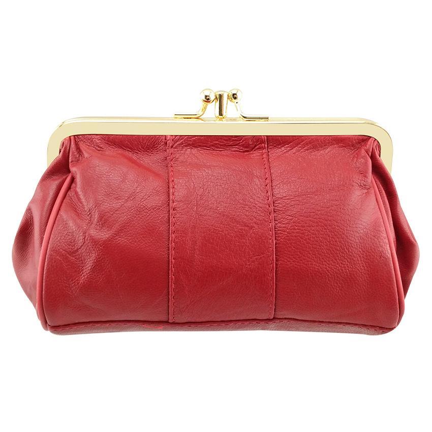 Wholesale- BELLO TUTTI Womens Leather Purse