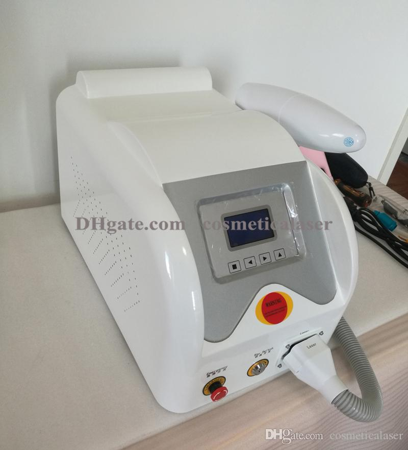 Beauty Device Tattoo Remove Laser Machine/Q Switch ND Yag Laser