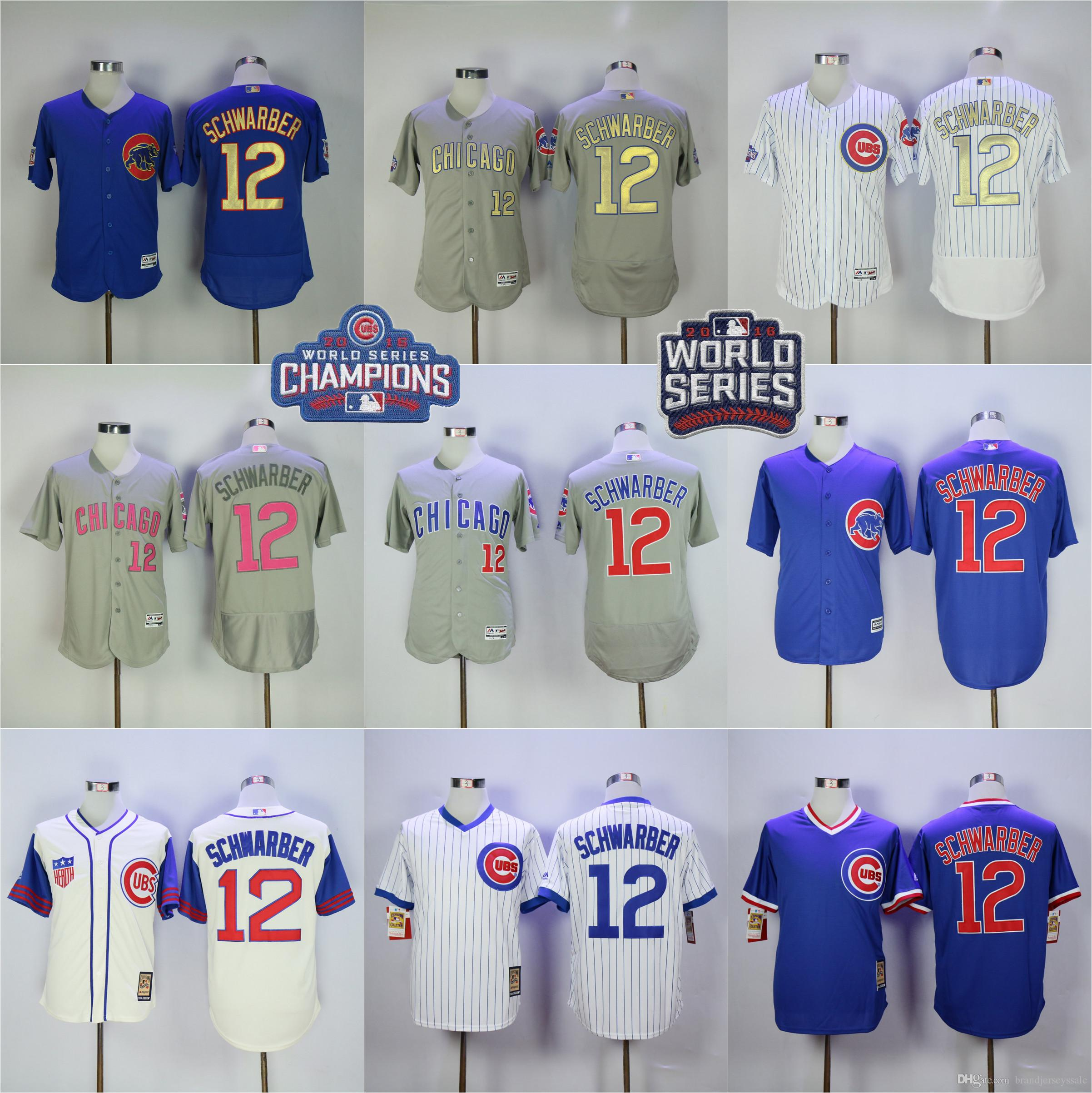 size 40 afb88 21a59 clearance kyle schwarber throwback jersey 837eb 526db