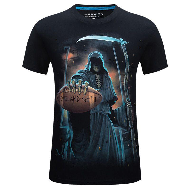 d4eaf4cf43aad New Short Sleeve Mens Summer Tees Shirt Streetwear Designer T Shirt Print  Fashion Tee Shirts Clothes Plus Size Fat 3d T Shirts Men Designable T Shirts  Buy ...