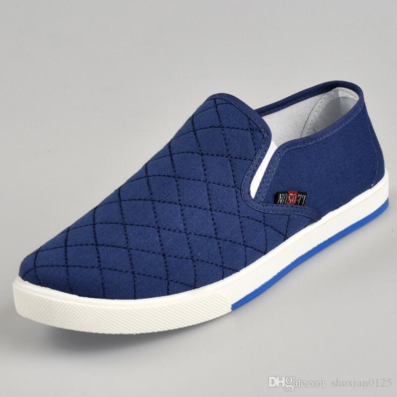 3d57d359 New Arrival Canvas Shoes Men Fashion Rosherun Espadrilles Zapatos ...