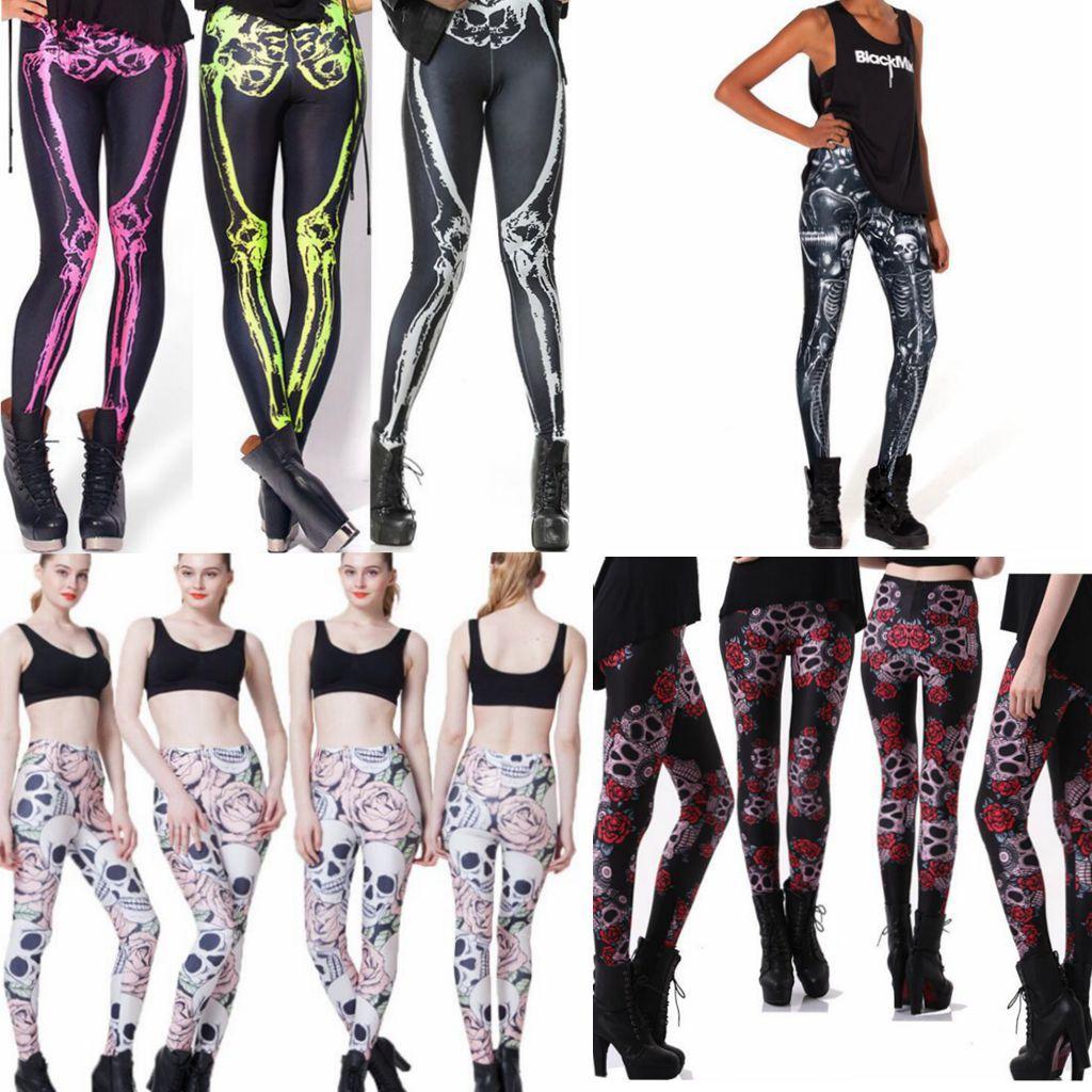 Girls Patterned Leggings Custom Design Inspiration